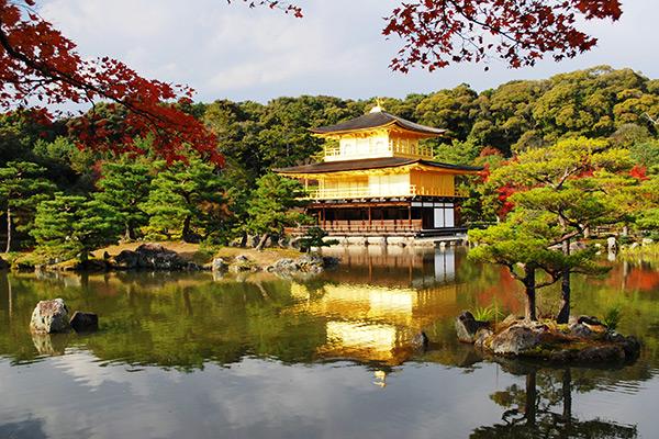 日本旅游地图